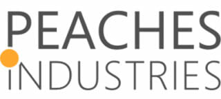 Peaches Industries Partner Logo