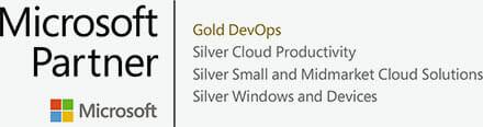 Microsoft Partner Gold DevOps