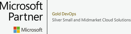 Microsoft Partner Gold DevOps